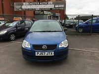 Volkswagen Polo 1.2 E 3dr 2 FORMER KEEPER,