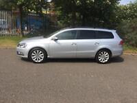 2013/13 Volkswagen Passat✅HIGHLINE✅2.0 TDI BLUEMOTION✅TOP SPEC✅SAT NAV
