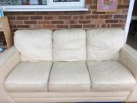 Sofa 3 seater FREE TO COLLECTOR!!!