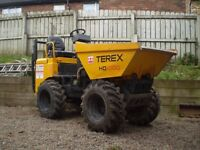Terex HD1000 Hi Lift Dumper