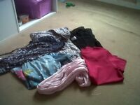 Clothes bundle age 13-15 yrs and size 10