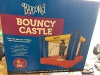 Child's 6ft Bouncy Castle