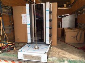 NEW ELECTRIC DONER KEBAB SHAWARMA GRILL MACHINE FAST FOOD RESTAURANT KITCHEN TAKE AWAY SHOP