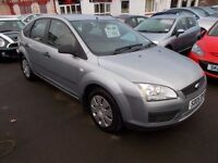 *FORD FOCUS SPORT 1.4**42MPG!*VERY TIDY*SERVICE HISTORY*FULL YEARS MOT*ONLY £1695*