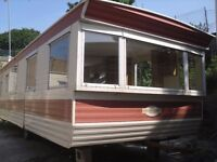 Cosalt Torino 31x10 FREE DELIVERY 2 bedrooms static caravan off-site