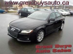 2011 Audi A4 2.0T 30 Years of quattro Edition (Tiptronic)