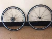 26 inch rare road bike wheels