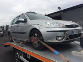 Scrap car collection service-Best price paid
