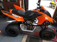 Quadzilla 400 sport road legal quad