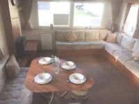 Caravan For Sale Beautiful 2013 Willerby 3 bed 8 Berth Sunset Northumberland