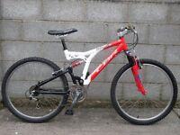 mens bike 26'' blade cbr