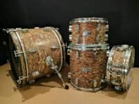 Drumkit 1960's Ajax Vintage drum kit