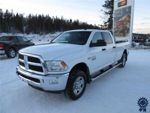 2016 Ram 3500 Crew Cab 4X4 w/8' Box, 5.7L Hemi V8, Backup Camera