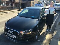 EX BSM DRIVING INSTRUCTOR GIVING LESSONS IN NORTH LONDON! NEW AUDI A1 TDI S-LINE! JUST £25 PER HOUR!