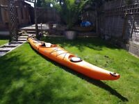Perception Dagger Charleston 15 Sea/Touring/River/Canal Kayak in Great Condition