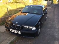BMW 316 Sport Compact. Good runner, spares or repairs