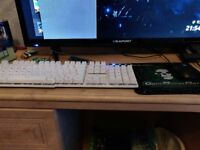 Xim apex w/keyboard,mouse and mat