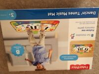 Brand new Fisher Price Dancin Tunes Music Mat
