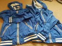 Twins jackets -5-6 years from h&m