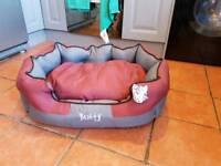 Dog Beg Bunty medium-large
