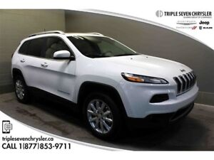 2017 Jeep Cherokee 4x4 Limited Navigation - Panorama Roof - Rear