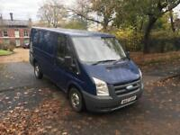 2007 FORD TRANSIT SWB 85 T260S 2.2 DIESEL MOT 5/18 SERVICE HISTORY READY TO GO NOW!!