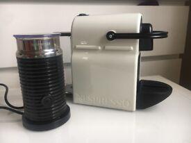 Nespresso, cabinet, steam mop for sale