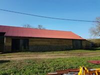 Gillett Cladding Agricultural Industrial Farm Buildings Roofing Repairs Tin Sheets Cambridgeshire
