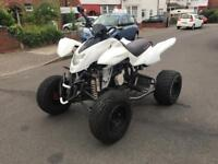 Road legal quad bike Quadzilla 450rs 2008