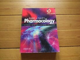 Rang and Dale's Pharmacology (6th edition)