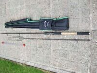 TF Gear 10ft fishing Feeder Rod.