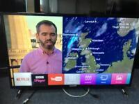 "Blaupunkt 48"" nearly 50"" smart wifi freeviewfull hd led tv"