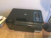 HP photosmart Wireless e-All-in-One B110 series. Inkjet colour Printer/scan/copy