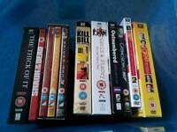 Selection of used Dvds