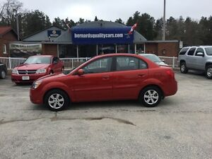 2010 Kia Rio EX | HEATED SEATS | FUEL SAVER
