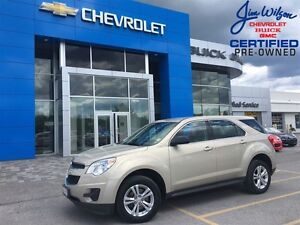 2011 Chevrolet Equinox LS ALLOYS BLUETOOTH KEYLESS VERY CLEAN!!!