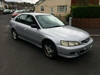 Cheap run about with 9 months mot Honda Accord 5 door hatchback with big boot, px welcome