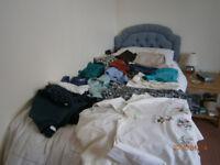 Ladies clothes 14/16 mixture of tops, trouser suits etc