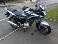 Honda cbf 125 vgc low miles px car or bike cash either way
