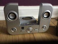 MP3 mini portable speaker player