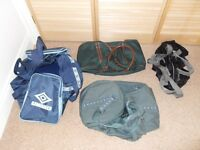 travelling holdall