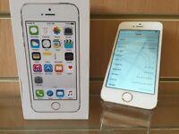 iPhone 5s Gold 64gb Unlocked