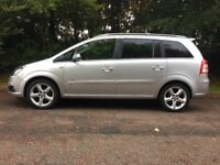 2006 Vauxhall Zafira (7 seats) 1.8 SRI Petrol Manual (MOT till 20th July 2018)