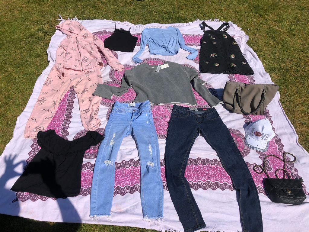 Size 11 to 13 years girls clothes. From River Island new ...