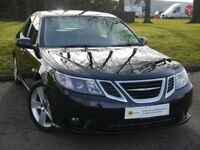 **DESIRABLE**(59) Saab 9-3 2.0 T Turbo Edition 4dr **1 OWNER** HIGH SPEC***£0 DEPOSIT FINANCE