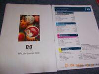 HP Laserjet 3600N colour laser printer