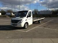 2010 Mercedes Sprinter Recovery Truck 3.5 Ton TILT AND SLIDE MINT!! EURO 5 not Transit recovery