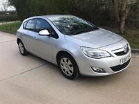 2010 Vauxhall Astra, MOT until April 2019, new body style!