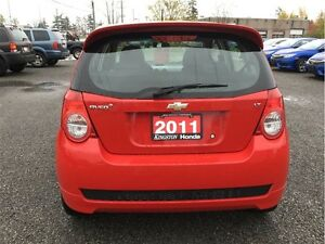 2011 Chevrolet Aveo LT 5-Door Kingston Kingston Area image 6