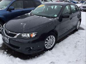 2009 Subaru Impreza Sport MT